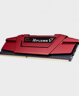 G.SKILL - Ripjaws V 8GB (8GB x 1) DDR4 2400MHz RAM