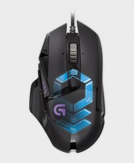 Logitech - G502 Proteus Spectrum RGB Tunable Gaming Mouse