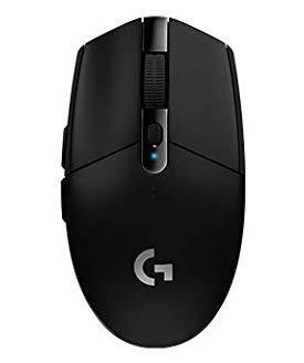 LOGITECH - G304 LIGHTSPEED Wireless Gaming Mouse - BLACK